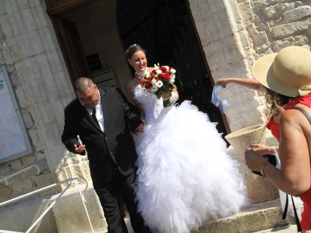 Le mariage de Romuald et Virginie à Clarensac, Gard 48