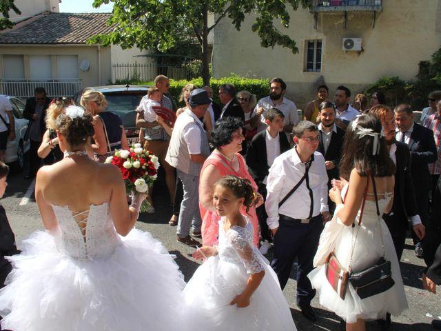 Le mariage de Romuald et Virginie à Clarensac, Gard 57