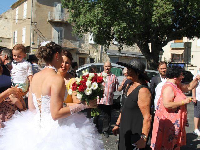 Le mariage de Romuald et Virginie à Clarensac, Gard 58
