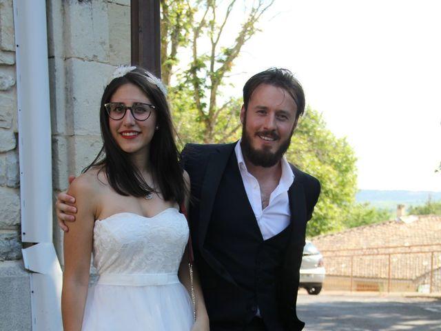 Le mariage de Romuald et Virginie à Clarensac, Gard 67