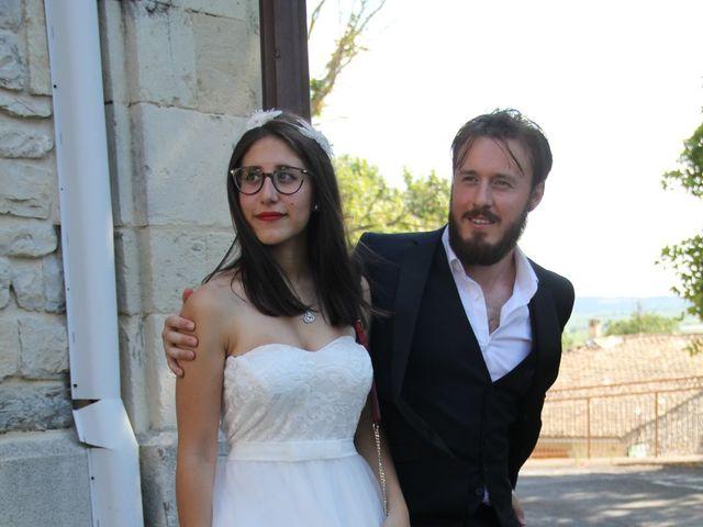 Le mariage de Romuald et Virginie à Clarensac, Gard 68