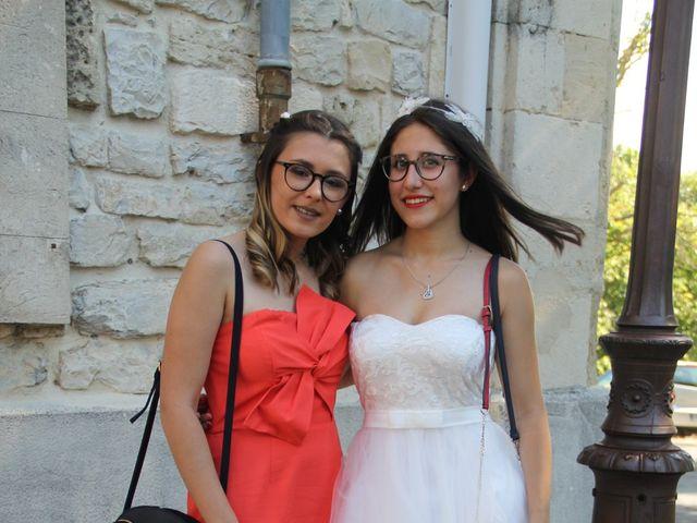 Le mariage de Romuald et Virginie à Clarensac, Gard 70