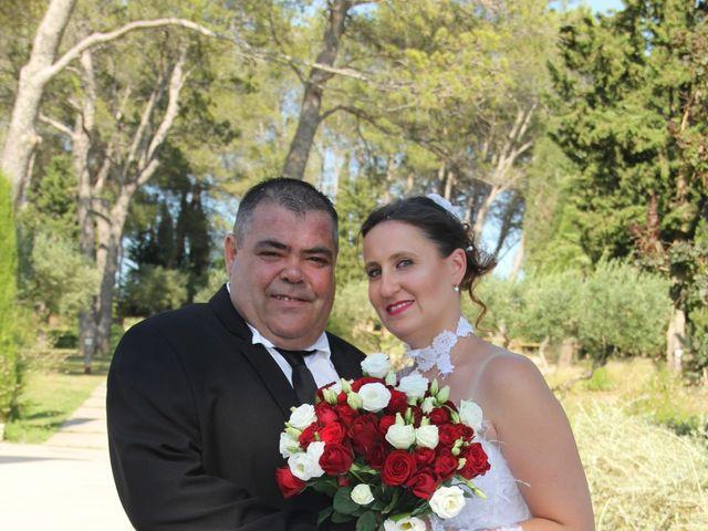 Le mariage de Romuald et Virginie à Clarensac, Gard 79