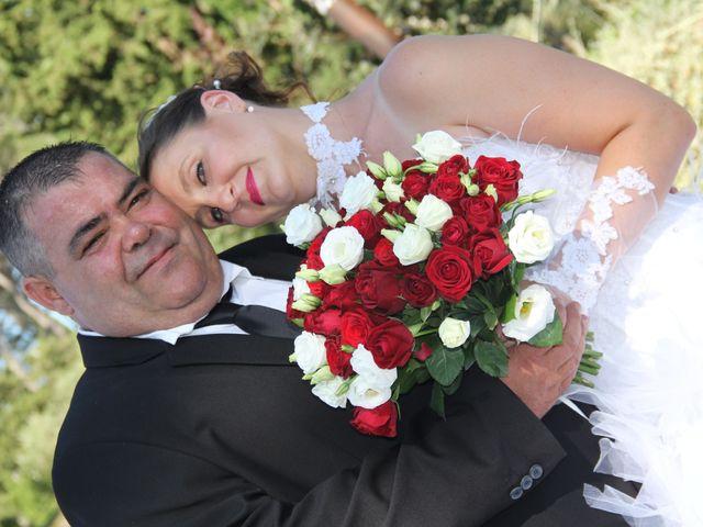 Le mariage de Romuald et Virginie à Clarensac, Gard 80