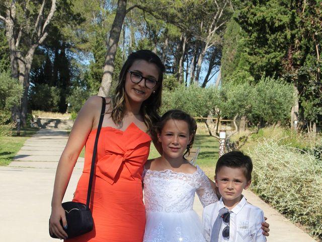 Le mariage de Romuald et Virginie à Clarensac, Gard 82