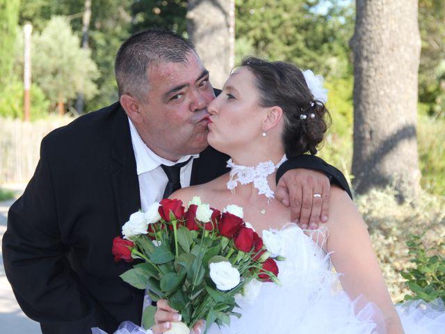 Le mariage de Romuald et Virginie à Clarensac, Gard 85