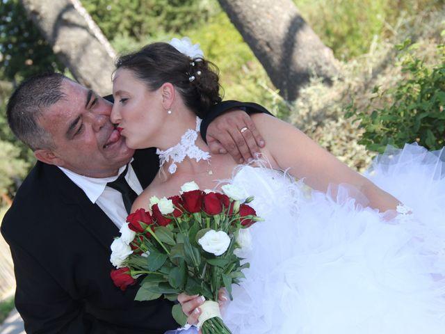 Le mariage de Romuald et Virginie à Clarensac, Gard 86