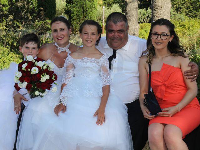 Le mariage de Romuald et Virginie à Clarensac, Gard 95