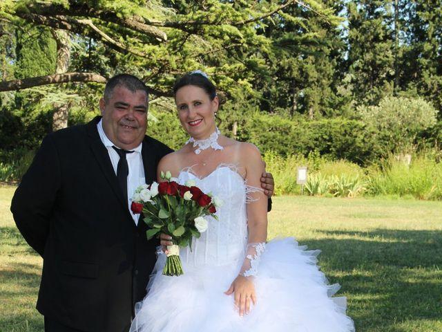 Le mariage de Romuald et Virginie à Clarensac, Gard 100