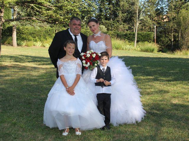 Le mariage de Romuald et Virginie à Clarensac, Gard 101