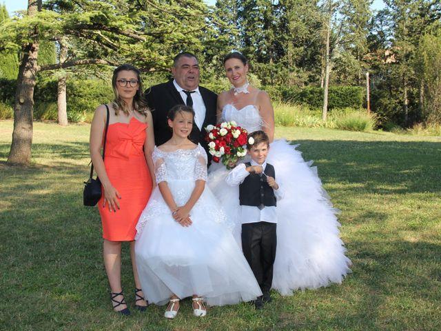 Le mariage de Romuald et Virginie à Clarensac, Gard 102