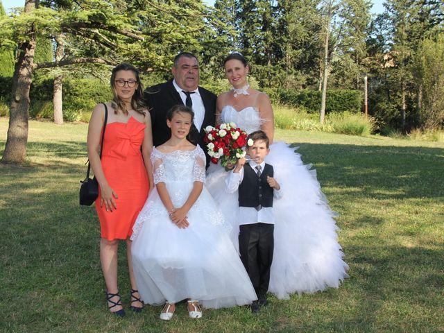 Le mariage de Romuald et Virginie à Clarensac, Gard 103