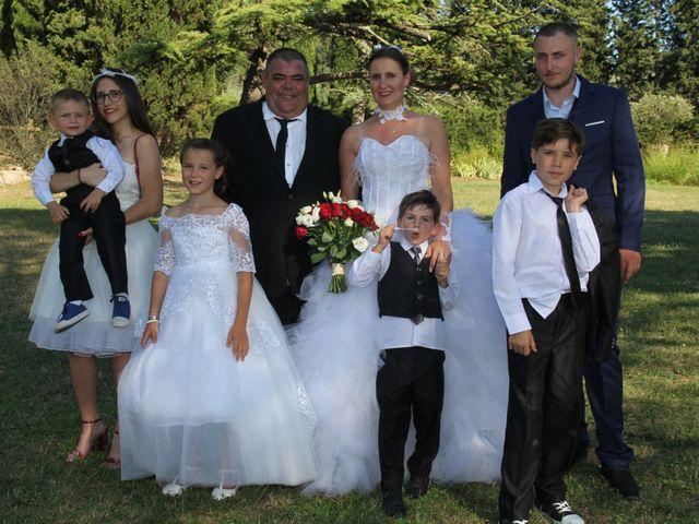 Le mariage de Romuald et Virginie à Clarensac, Gard 104