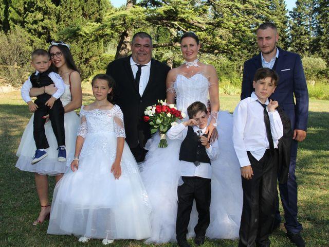Le mariage de Romuald et Virginie à Clarensac, Gard 105