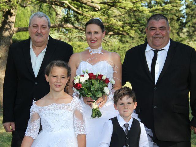 Le mariage de Romuald et Virginie à Clarensac, Gard 107
