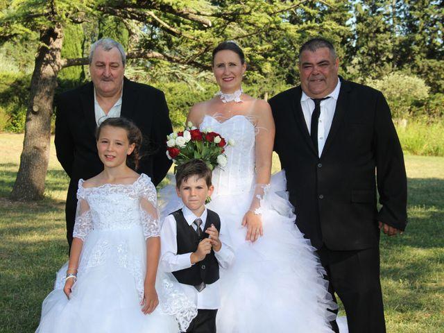 Le mariage de Romuald et Virginie à Clarensac, Gard 108