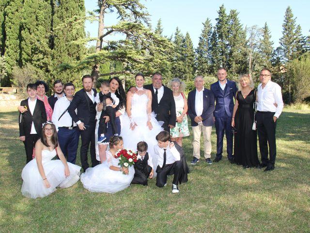 Le mariage de Romuald et Virginie à Clarensac, Gard 115
