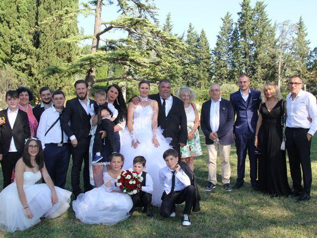 Le mariage de Romuald et Virginie à Clarensac, Gard 116