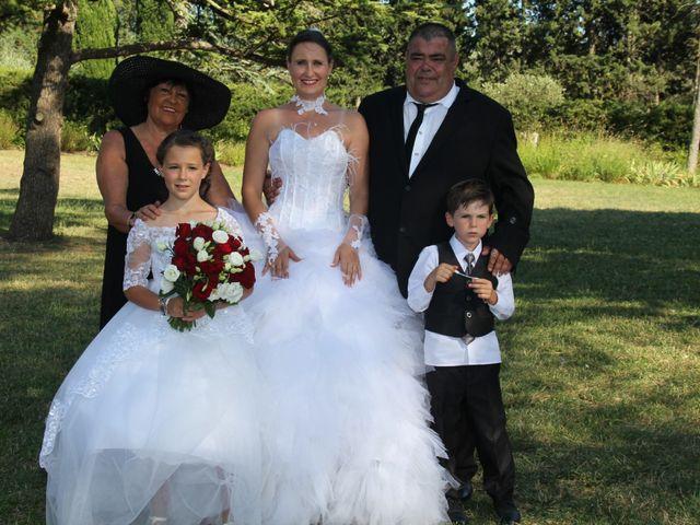 Le mariage de Romuald et Virginie à Clarensac, Gard 118