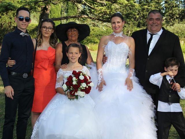 Le mariage de Romuald et Virginie à Clarensac, Gard 120