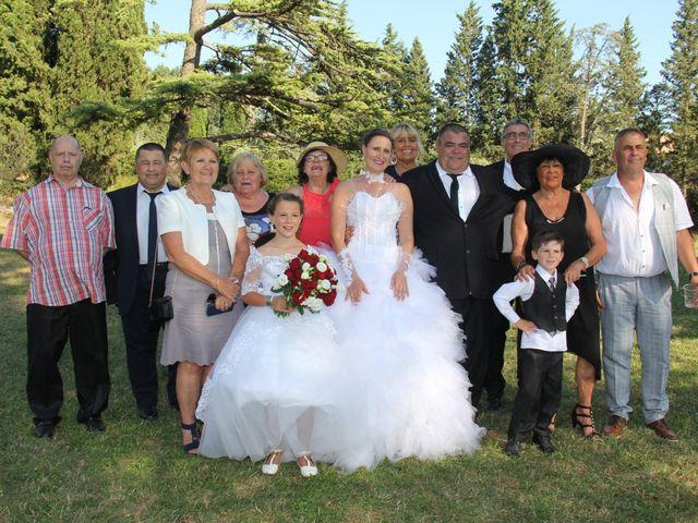 Le mariage de Romuald et Virginie à Clarensac, Gard 122