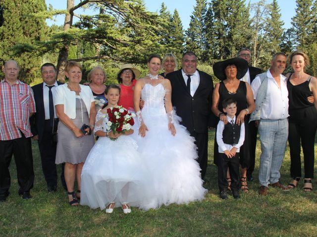 Le mariage de Romuald et Virginie à Clarensac, Gard 123