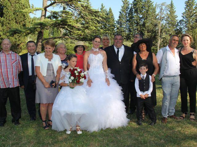 Le mariage de Romuald et Virginie à Clarensac, Gard 124
