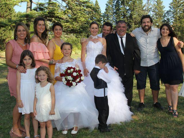 Le mariage de Romuald et Virginie à Clarensac, Gard 125