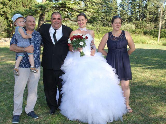 Le mariage de Romuald et Virginie à Clarensac, Gard 126