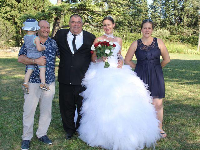 Le mariage de Romuald et Virginie à Clarensac, Gard 127