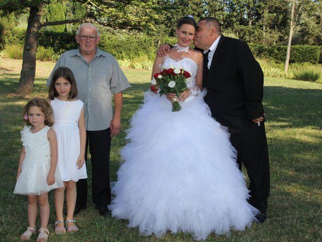 Le mariage de Romuald et Virginie à Clarensac, Gard 130