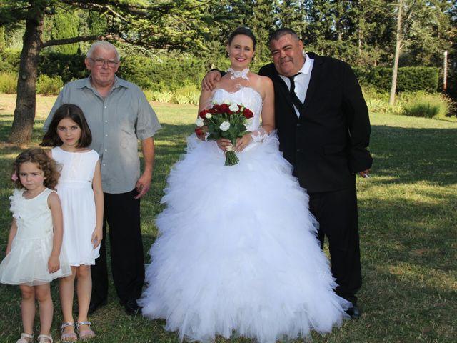 Le mariage de Romuald et Virginie à Clarensac, Gard 131