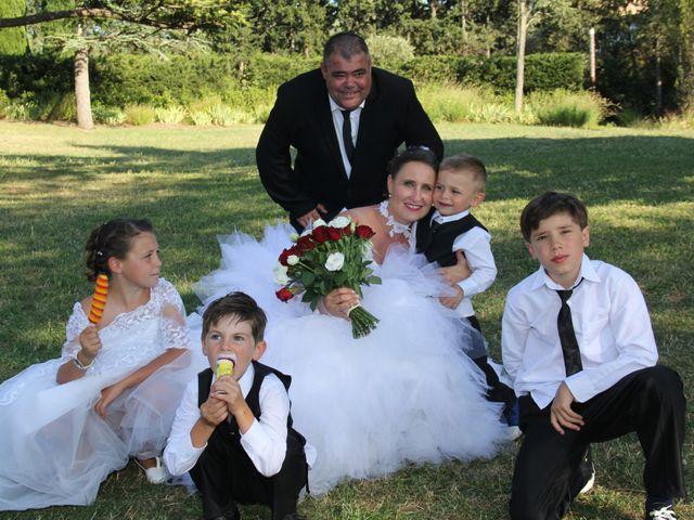 Le mariage de Romuald et Virginie à Clarensac, Gard 136