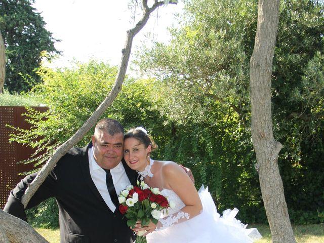 Le mariage de Romuald et Virginie à Clarensac, Gard 146