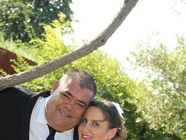 Le mariage de Romuald et Virginie à Clarensac, Gard 147