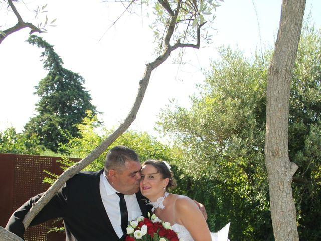 Le mariage de Romuald et Virginie à Clarensac, Gard 148