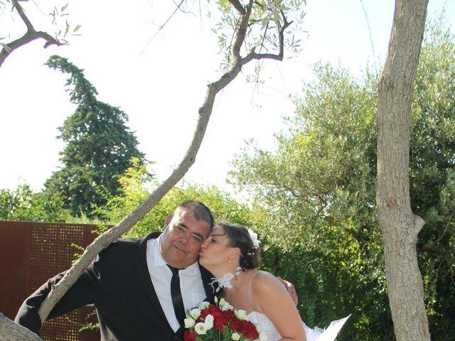 Le mariage de Romuald et Virginie à Clarensac, Gard 149