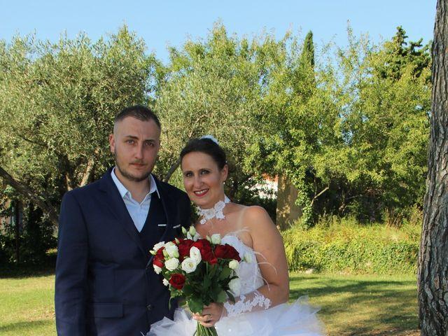 Le mariage de Romuald et Virginie à Clarensac, Gard 150