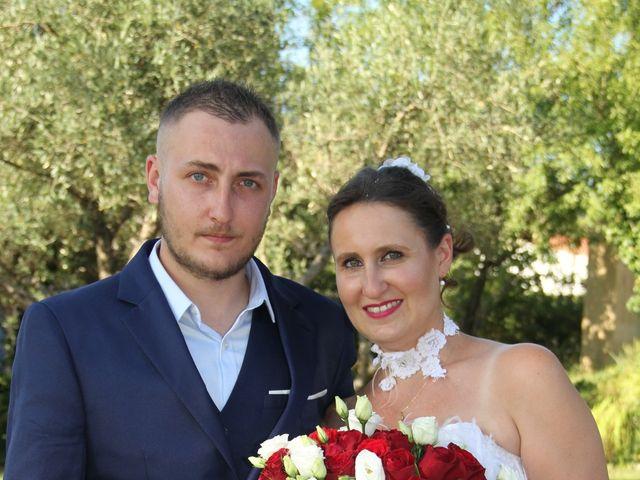 Le mariage de Romuald et Virginie à Clarensac, Gard 151