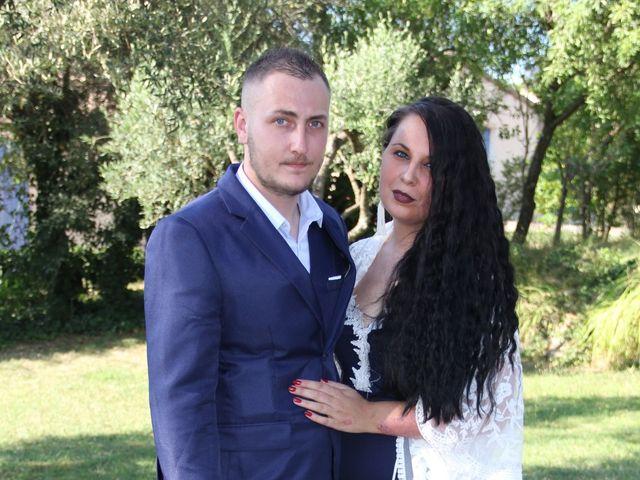 Le mariage de Romuald et Virginie à Clarensac, Gard 154
