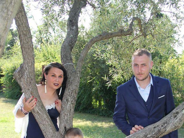 Le mariage de Romuald et Virginie à Clarensac, Gard 158