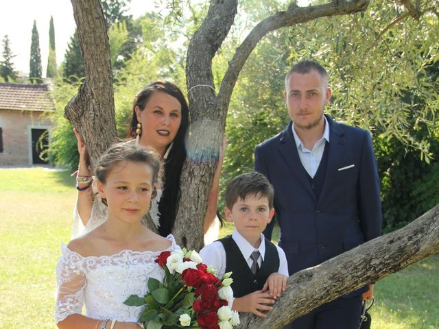 Le mariage de Romuald et Virginie à Clarensac, Gard 160