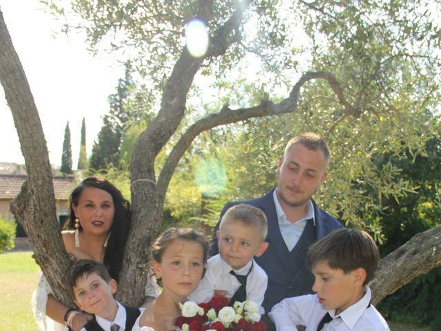 Le mariage de Romuald et Virginie à Clarensac, Gard 161