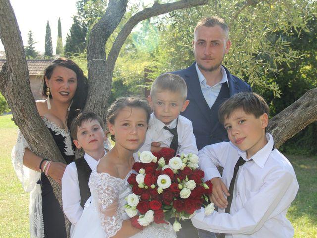 Le mariage de Romuald et Virginie à Clarensac, Gard 162