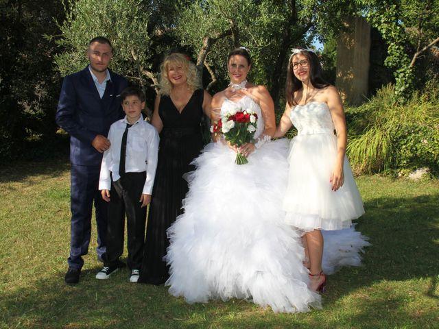 Le mariage de Romuald et Virginie à Clarensac, Gard 166
