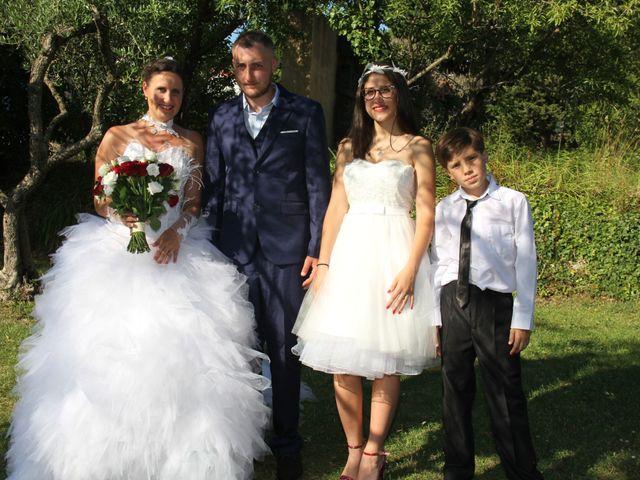 Le mariage de Romuald et Virginie à Clarensac, Gard 168