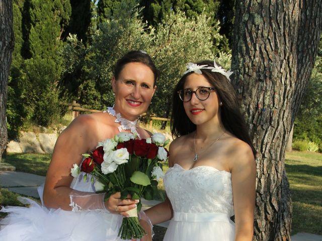 Le mariage de Romuald et Virginie à Clarensac, Gard 169