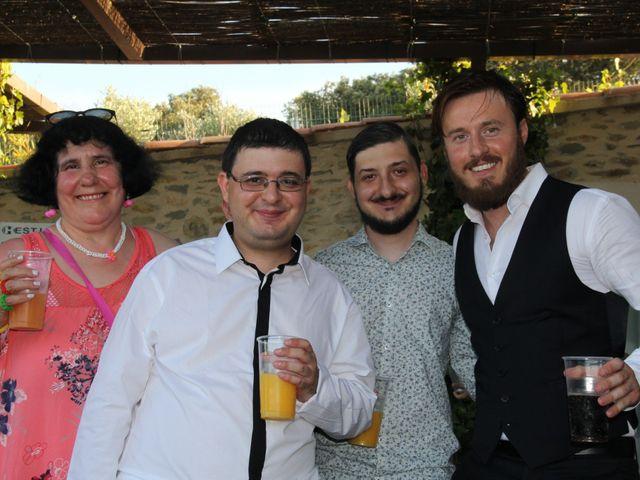 Le mariage de Romuald et Virginie à Clarensac, Gard 183