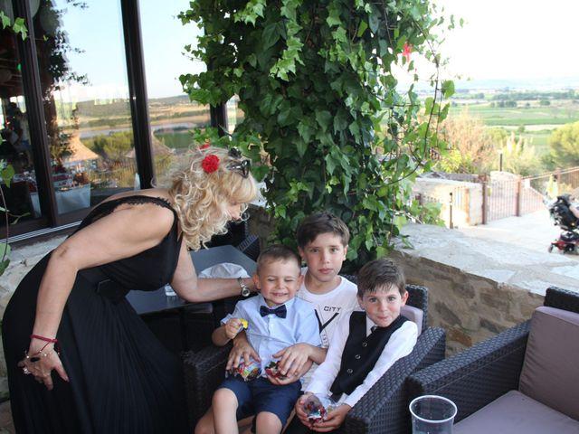 Le mariage de Romuald et Virginie à Clarensac, Gard 203