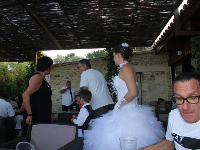 Le mariage de Romuald et Virginie à Clarensac, Gard 206